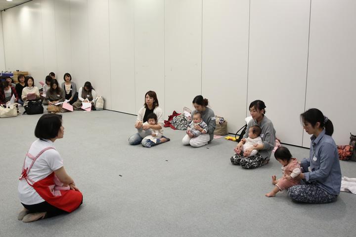 ベビー親子教室2